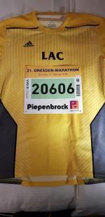 21. Dresden Marathon, 27.10.2019
