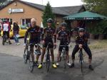 Mannschaftszeitfahren Brelinder Berg 2016