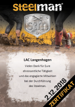 Steelman Langenhagen am 02.12.2018